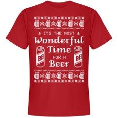 BEER me another beer