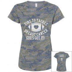 Camouflage BC  T-Shirt