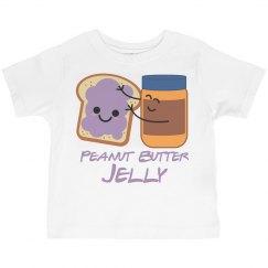 Peanut Butter Jelly T-Shirt