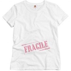 Pink Maternity T-Shirt
