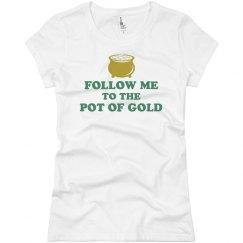 St Patrick's Pot of Gold!