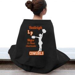 Cowgirl Stadium Blanket