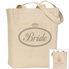 """Bride """"To Go"""" Bag"""