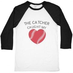 The catcher caught my heart