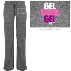 Gel, Fiber, Gel, Repeat Pants