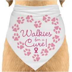 Walkies for a Cure