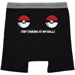 This Trainer Has Balls