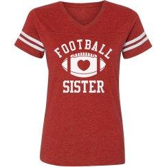 Simple Football Sister