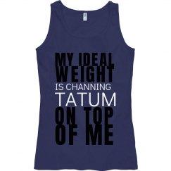 Ideal Weight Tatum