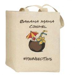 BahamaMamaBag #youneedthis brown