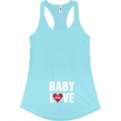 Baby Love Maternity Tank