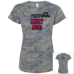 Army mom camo
