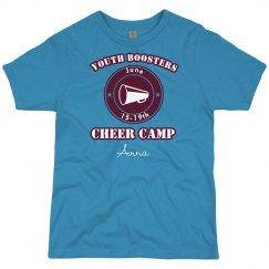 Youth Boosters Cheer Tank