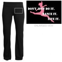 don't just do it, dance it