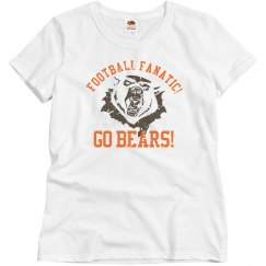 Bears Distress Jersey