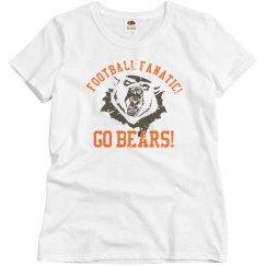 Bears Distress Jersey