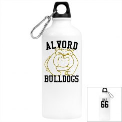 Alvord Bulldog water bottle