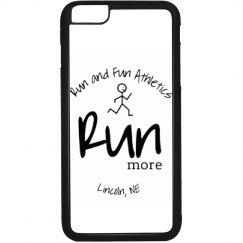 Run & Fun iPhone case