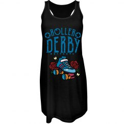 Roller Derby Casual Dress