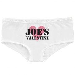 Joe's Valentine
