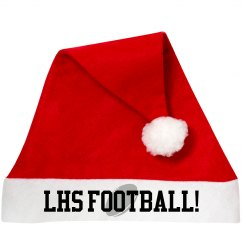 Football Christmas Hat