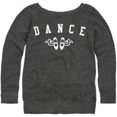 Dance Rhinestone Bow