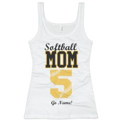 Softball Mom Tank