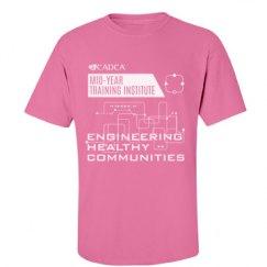 2017 MYTI Mens T-shirt - Azalea