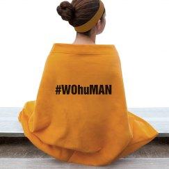 WAC WOhuMAN Blanket
