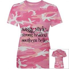 Sassy Southern Belle Shir