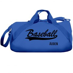 Aiden Baseball Bag