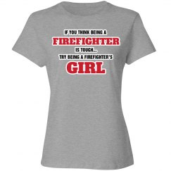 Firefighter's Girl