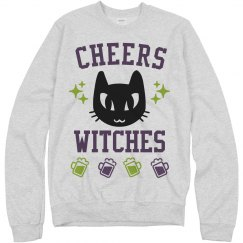 Cheers Halloween Witches