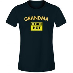 Hot grandma