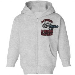 Daddy's Truck Hoodie
