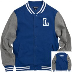 Custom Letterman jacket