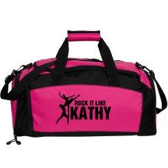 Rock it like Kathy