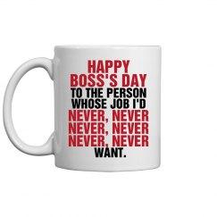 Happy Boss's Day, Boss!