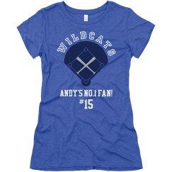 Trendy Baseball Fan