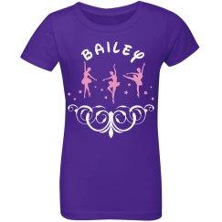 Dance - Ballet - Enter Name