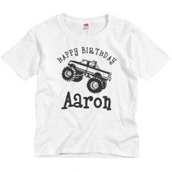 Happy Birthday Aaron!