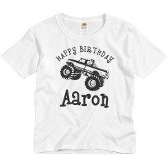 Happy Birthday Aaron!