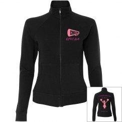 Hyperactive sweats/jacket