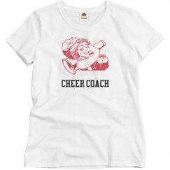 cheer coach!