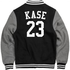 Custom letterman sports jacket