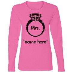 Mrs.......
