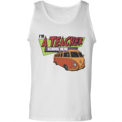 A Teacher From the 80's