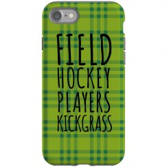 Field Hockey Players Case