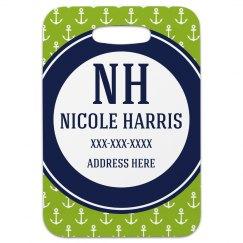 Nautical Name Address