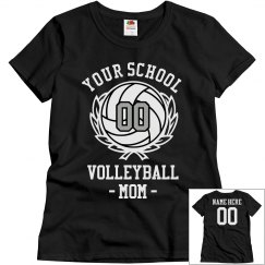 Laurel Volleyball Mom